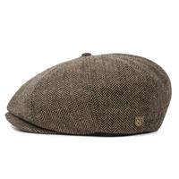 BRIXTON BROOD SNAP CAP GREY/BLACK