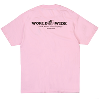 BUTTER GOODS GOOD DAY TEE       PINK