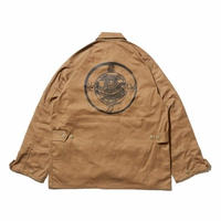 HELLRAZOR 地獄剃刀 BDU JACKET  COYOTE BROWN