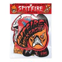 SPIT FIRE X NECKFACE STICKER PACK