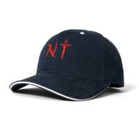 SAINTS&SINNERS NYLOGO SANDWICH VISOR CAP-NAVY