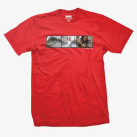 DGK RUN SKATE CHILL TEE-RED