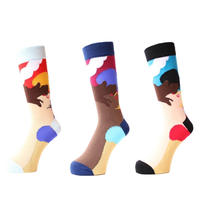 WHIMSY 32/1 AFTERNOON DELIGHT SOCKS