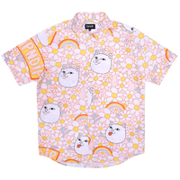 RIPNDIP DAISY DAZE BUTTON UP SHIRT-MULTI