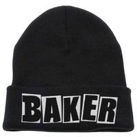 BAKER SKATEBOARDS  BRANDLOGO BOLD-BLACK