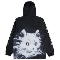 RIPNDIP NERM SCAN ANORAK JACKET  BLACK