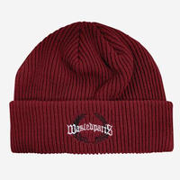 WASTED PARIS COLUMBIA BORDEAUX BEANIE -RED