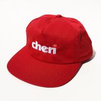 BOYS OF SUMMER CHERI/WEIRDO DAVE CAP-RED