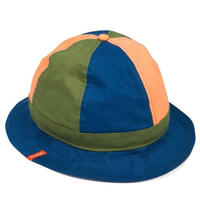 THE HUNDREDS X CARROTS PINWHEEL BUCKET HAT