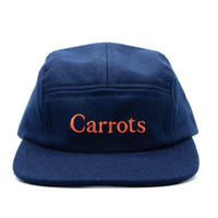 CARROTS WORDMARK EBBETS FIELD FLANNELS 5-PANEL - NAVY