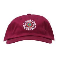 BEDLAM USA TARGET CAP-PLUM