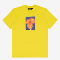 WASTED PARIS AS A DREAM S/S TEE - YELOW