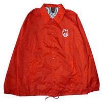 SPITFIRE LIL BIGHEAD SWIRL COACH JACKET RED