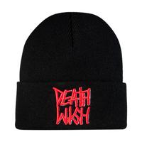 DEATHWISH DEATHSTACK BEANIE-BLACK