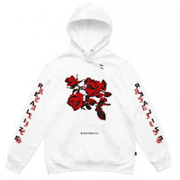 WASTED PARIS REAL LIES HOODIE  WHITE