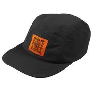 PUBLIC CULTURE SUNBURN CAP-BLACK