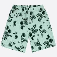 WASTED PARIS ALLOVER SHORT-MINT CHARMING