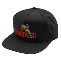 DEATH WISH SNAPBACK HIGH HORSE