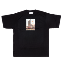 SOUR SOLUTION APOLO PHOTO TEE BLACK