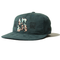 DEMARCOLAB GAME SUEDE 6 PANEL-GREEN