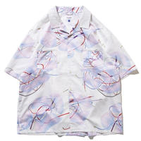 DEMARCOLAB BRANCHES & LEAVES WIDE SHIRT-IVORY