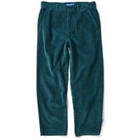LAFAYETTE CORDUROY WIDE PANTS D,GREEN