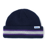 BUTTER GOODS KNOX BEANIE-NAVY
