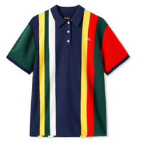 BUTTER GOODS SANTOSUOSSO POLO SHIRT-MULTI
