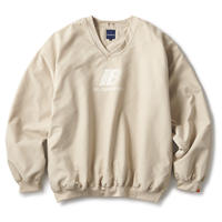 INTERBREED REBELLION GAMESHIRT-BEIGE