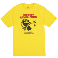 RARE PANTHER REVOLUTION TEE     YELLOW