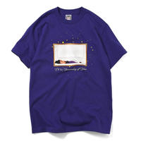 SAINTS&SINNERS  SELENA TEE-PURPLE