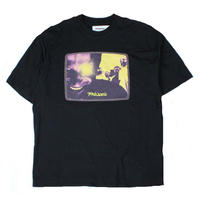 POSHBRAIN AVRIL TEE-BLACK