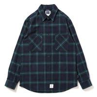 【APPLEBUM】Shaggy Tartan Check Shirt