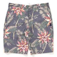 【APPLEBUM】Dungaree Aloha Short Pants