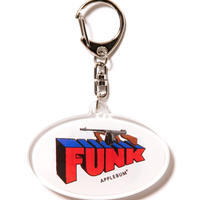 "【APPLEBUM】 ""Machine Gun Funk"" Keyholder"