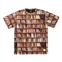 "【APPLEBUM】""Record Shelf"" T-shirt"