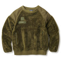 【INTERBREED】PATROL COMBAT FLEECE CREW