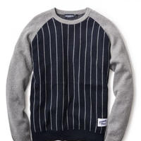 【INTERBREED】STADIUM KNIT(NAVY)