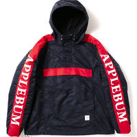 【APPLEBUM】Alpen Anorak Parka [Navy]