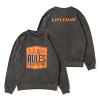 "【APPLEBUM】""C.R.E.A.M."" Crew Sweat"