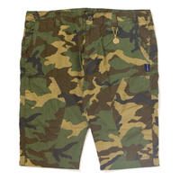 【APPLEBUM】Woodland Camo Short Pants
