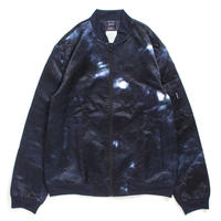 【APPLEBUM】Navy Dyeing MA-1 Jacket