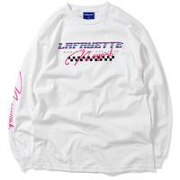【Lafayette】RACING TEAM LOGO L/S TEE