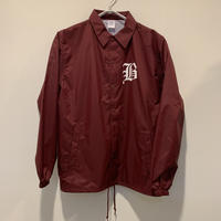 【bubblegum】nylon coach jacket