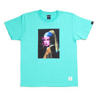 "【APPLEBUM】""Masterpiece"" T-shirt [Mint]"
