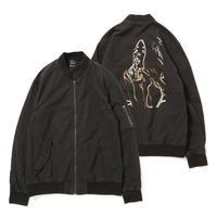 "【APPLEBUM】""Neon Girl"" Vintae Light MA-1 Jacket"
