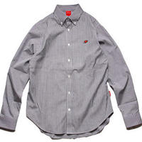 "【APPLEBUM】""HONENIKU"" B/D Gingham Check Shirt"
