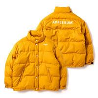 【APPLEBUM】Logo Innercotton Jacket [Yellow]
