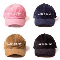 【APPLEBUM】APPLEBUM Logo Corduroy Cap