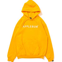 【APPLEBUM】Logo Sweat Parka [Yellow]